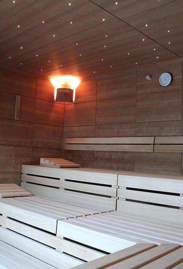 Saunen im Sport- und Freizeitbad - Stadt Greding